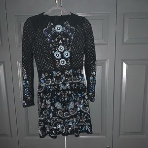 Women's Beautiful Beaded Dress